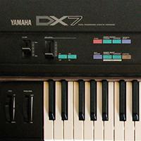 yamaha dx7