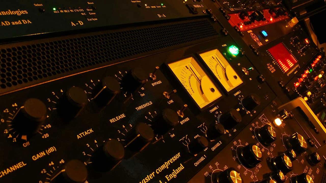 curso masterizacion de sonido