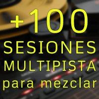 Sesiones de música multipista